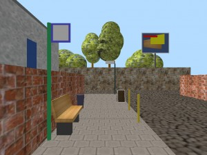 City - SesGEN example scene